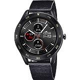 Lotus smartwatch Unisex Digital Quartz Watch with Stainless Steel Bracelet 50010/1