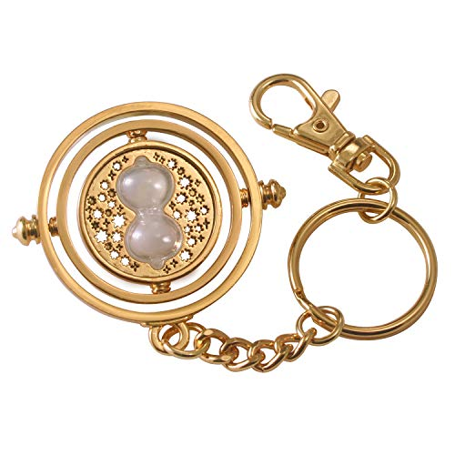 The Noble Collection Harry Potter Time Turner Llavero