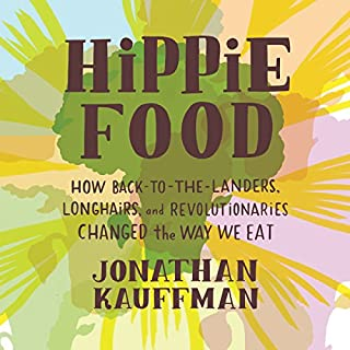 page de couverture de hippie food