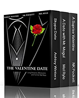 Amazon Com The Valentine Date Long Distance Billionaires And Former Bad Boy S Collection Ebook Winters Ashley Ryle Mel Pockett N K Kindle Store