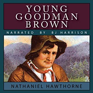 Young Goodman Brown audiobook cover art
