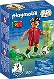 Playmobil 9516Soccer Player–Portugal, Multi