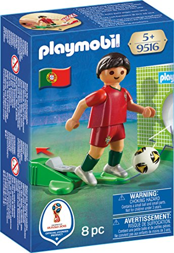 Playmobil 9516 Nationalspieler Portugal ja Spielzeugfiguren