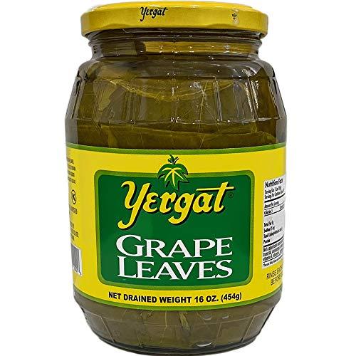 Yergat - Grape Leaves, 16 Ounce