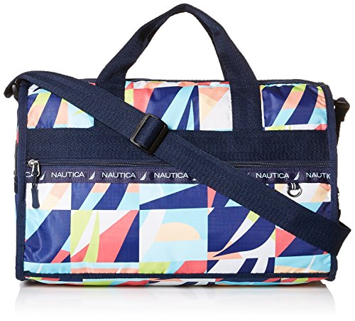 Nautica Captains Quarters Weekender, mini abstract
