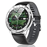 CanMixs Smart Watch for Android Phones iOS, Fitness Tracker with Heart Rate Sleep Monitor Waterproof Smart Watches for Men Women Cardio Smartwatch Sports Digital Watch Compatible with iPhone Samsung