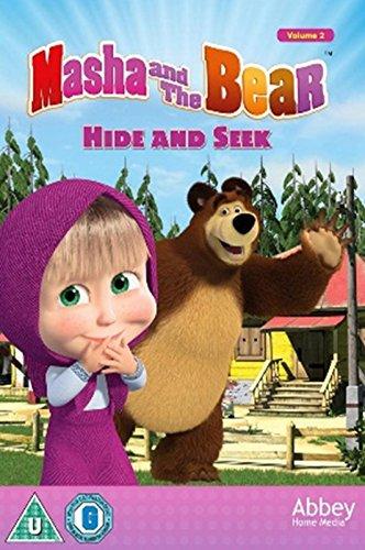 Masha And The Bear: Hide And Seek [Edizione: Regno Unito] [Import anglais]