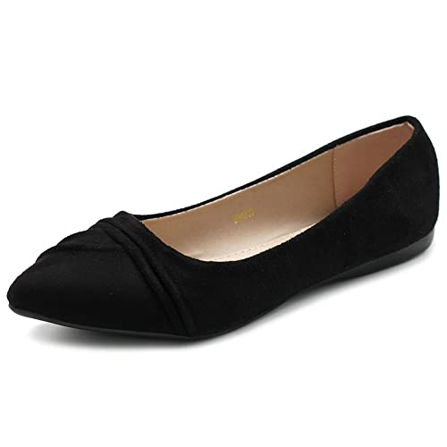 Black Dress Flats Amazon