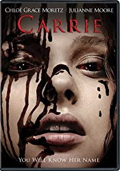 Carrie. Chloë Grace Moretz (Actor), Judy Greer (Actor), Kimberly Peirce (Director)