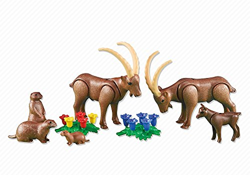 Playmobil Add-On Series - Alpine Animals