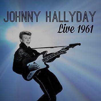 Johnny Halliday Live 1961