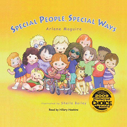 Special People Special Ways audiobook cover art