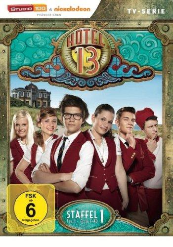 Hotel 13 - Staffel 1, Teil 1, Folge 01-40 [3 DVDs]
