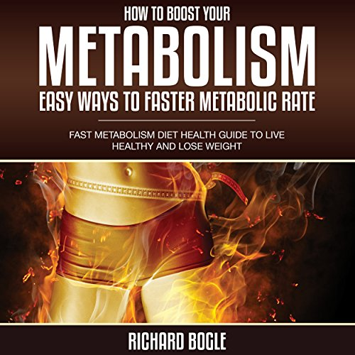 How to Boost Your Metabolism Titelbild