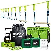 flybold Ninja Obstacle Course Line Kit 40