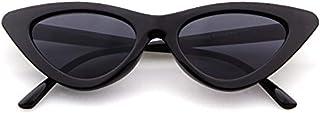 Retro Vintage Narrow Cat Eye Sunglasses para niños