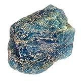Cristal curativo de apatita azul