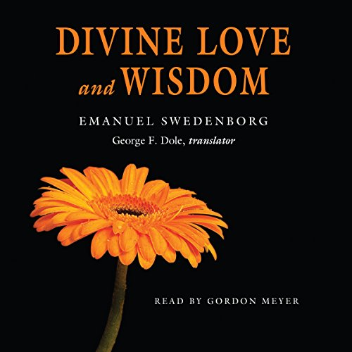 Divine Love & Wisdom audiobook cover art