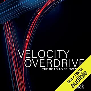 Velocity Overdrive audiobook cover art