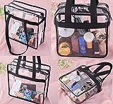 Immagine 1 tote bag trasparente sacchetto di