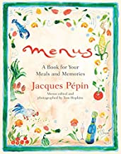 Menus: A Book for Your Meals and Memories PDF