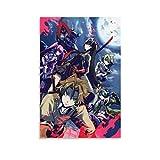 xiaoxian Anime-Charakter Akame Ga Kill Poster, dekoratives