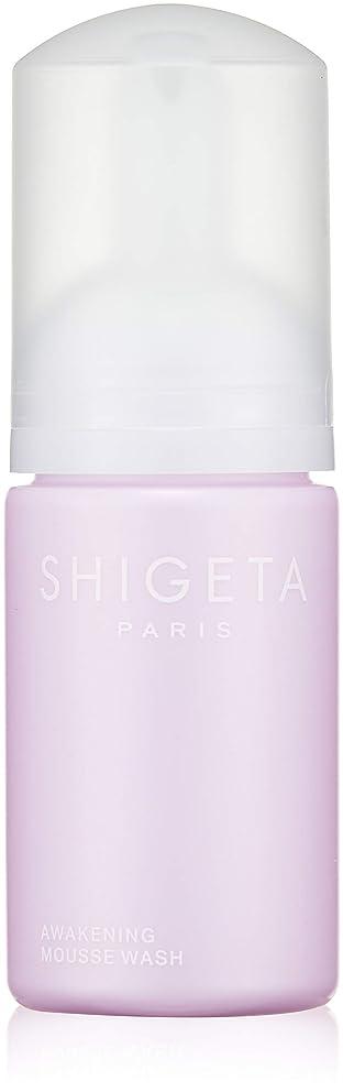 発生区別する砂SHIGETA(シゲタ) AW ムースウォッシュ 100ml