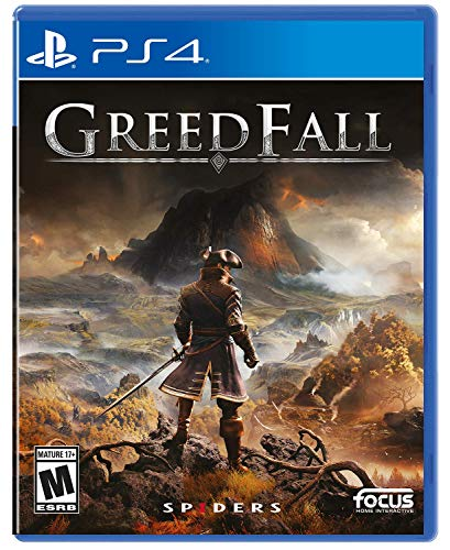 Greedfall (PS4) - PlayStation 4
