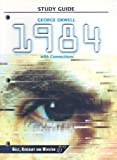 1984 with Connections (HRW Library Study Guides)