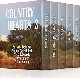 Country Hearts 3: From the Outback to the Ocean by [Annie Seaton, Susanne Bellamy, Phillipa Nefri Clark, Nicki Edwards, Darry Fraser]