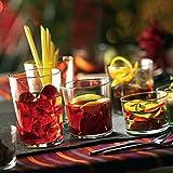 Bormioli Rocco 710880 Bodega Trinkglas Maxi, 510 ml, Glas, transparent, 12 Stück - 6