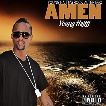 """Young Haitti's Rock Alter Ego """"Amen"""""""