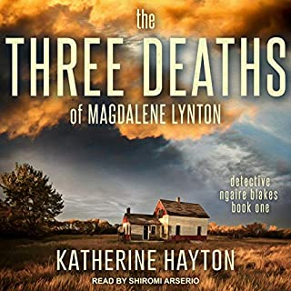 The Three Deaths of Magdalene Lynton cover art