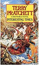 [ INTERESTING TIMES BY PRATCHETT, TERRY](AUTHOR)PAPERBACK