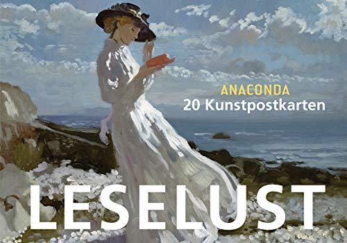 Postkartenbuch Leselust