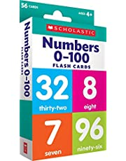 Flash Cards: Numbers 0 - 100