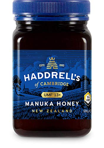 Haddrell's Manuka Honig MGO 400+ (UMF 13+) 1 x 500 g
