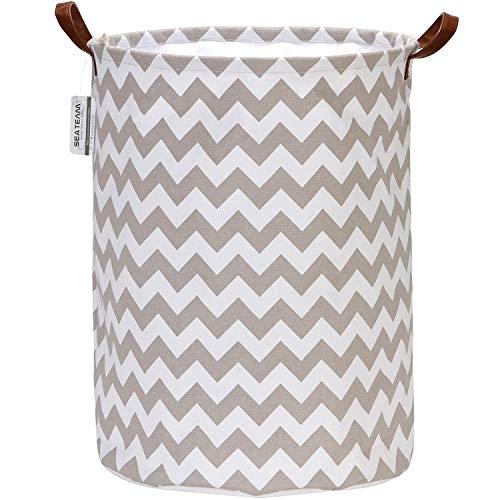 Sea Team - Cesto de lavandería con diseño de Flechas, cesto de...
