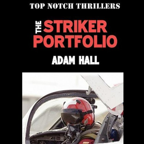 The Striker Portfolio audiobook cover art