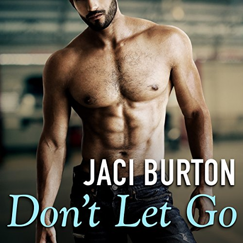 Don't Let Go audiobook cover art