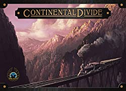 Image: Continental Divide, by Eagle-Gryphon Games