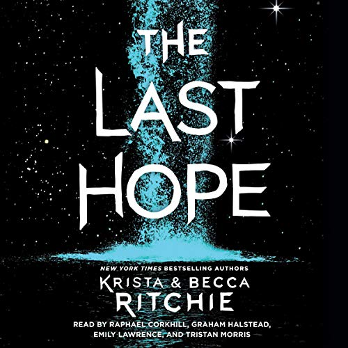 The Last Hope audiobook cover art