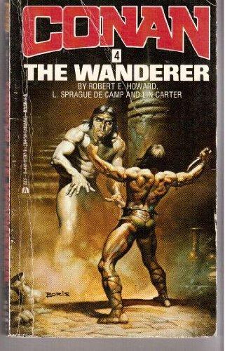 Conan the Wanderer 0441115977 Book Cover