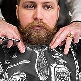 PIXNOR Taglio di capelli del capo panno grembiule Hair Styling Salon parrucchire