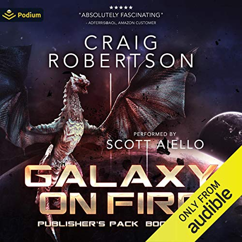 Galaxy on Fire: Publisher's Pack 3  By  cover art