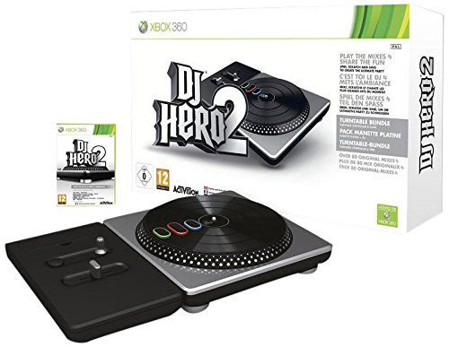 DJ Hero 2 inkl. Turntable-Controller