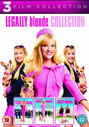 Legally Blonde Collection [3 Film] [DVD] [2001]