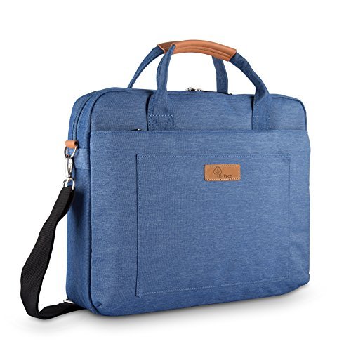 E-Tree 15.6 inch Laptop Sleeve 15 inches Shockproof Foam Computer Shoulder Bag