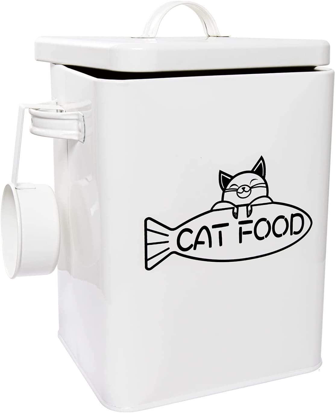 Vumdua Dog and Cat Food Limited time cheap sale Farmhouse Storage Pet Ranking TOP1 St Container