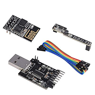 BIGTREETECH Direct ESP 01S WiFi + Writer V1.0 Module + DCDC Mode V1.0 3D Printer Parts for SKR V1.4 Turbo